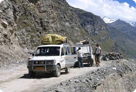 Himalayas Jeep Safaris Tours
