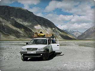 Jeep Safaries Tour in Himalayan