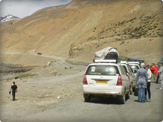 Jeep Safari Tour Packages For Leh