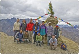 Zanskar Dream Trekking Tour Package in India